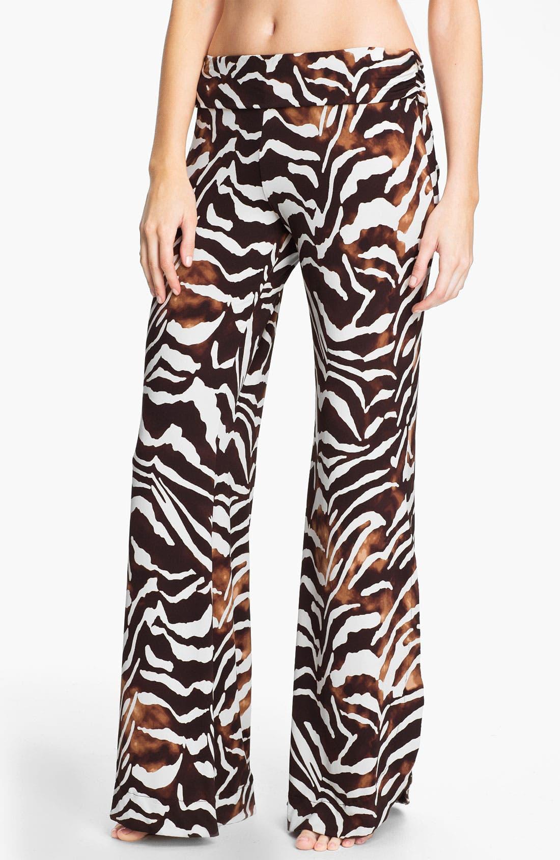 Alternate Image 1 Selected - La Blanca 'Coast Flare' Cover-Up Pants