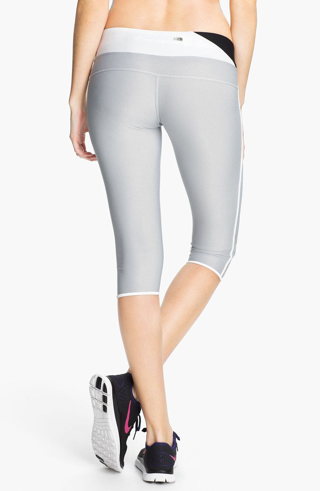 Alternate Image 2  - Nike 'Twisted' Running Capris