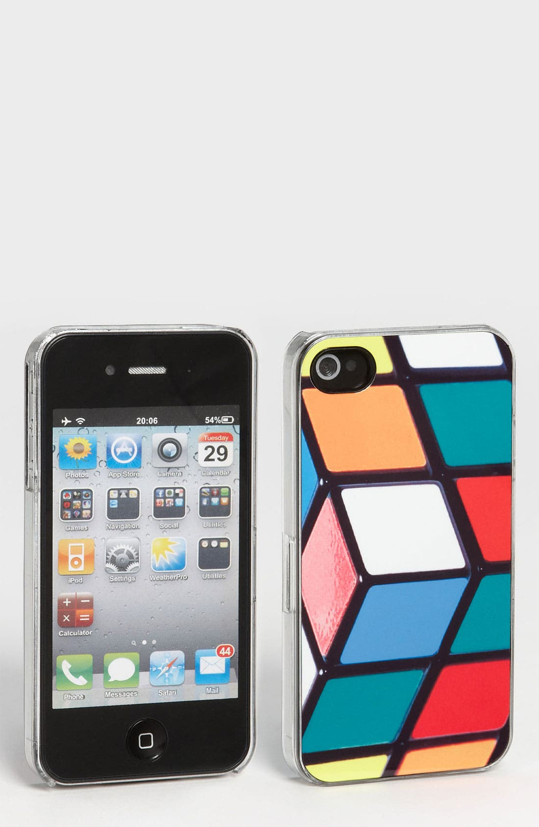 Alternate Image 1 Selected - ZERO GRAVITY 'Puzzled' iPhone 4 & 4S Case