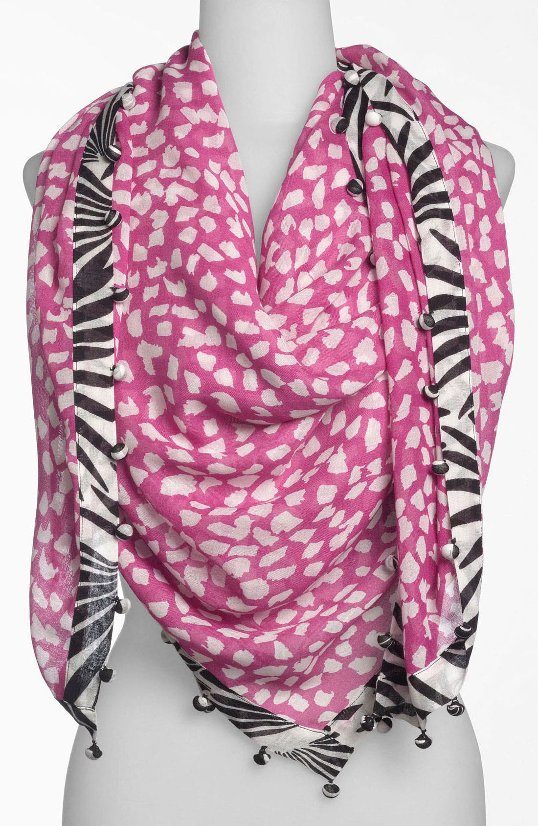 Alternate Image 1 Selected - Diane von Furstenberg 'New Bubsy Day' Scarf