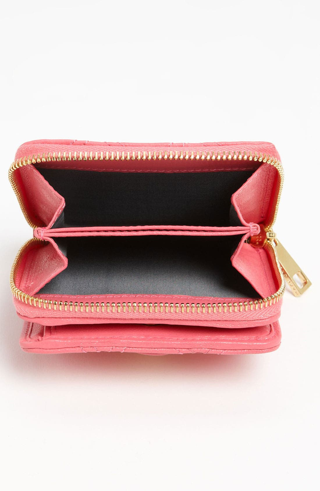 Alternate Image 3  - MARC JACOBS 'Quilting Anabela' French Wallet