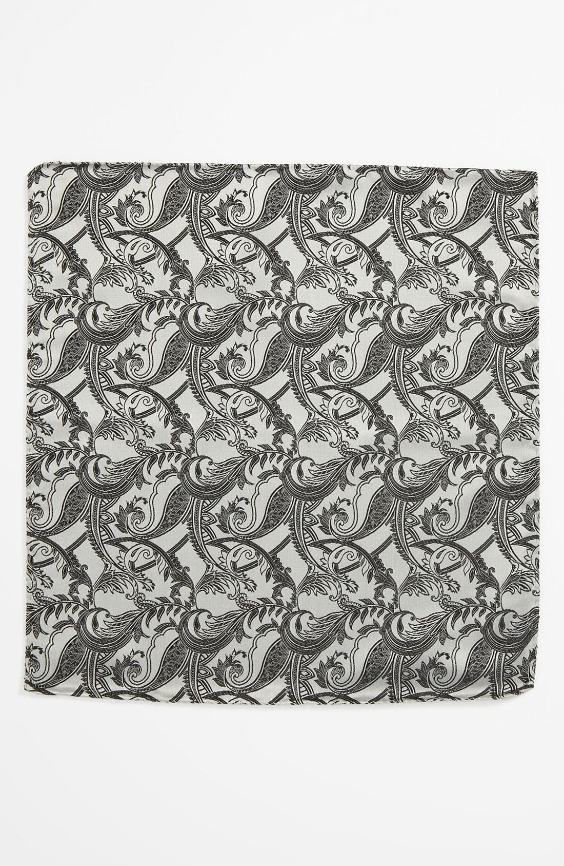 Alternate Image 2  - Duchamp Silk Pocket Square