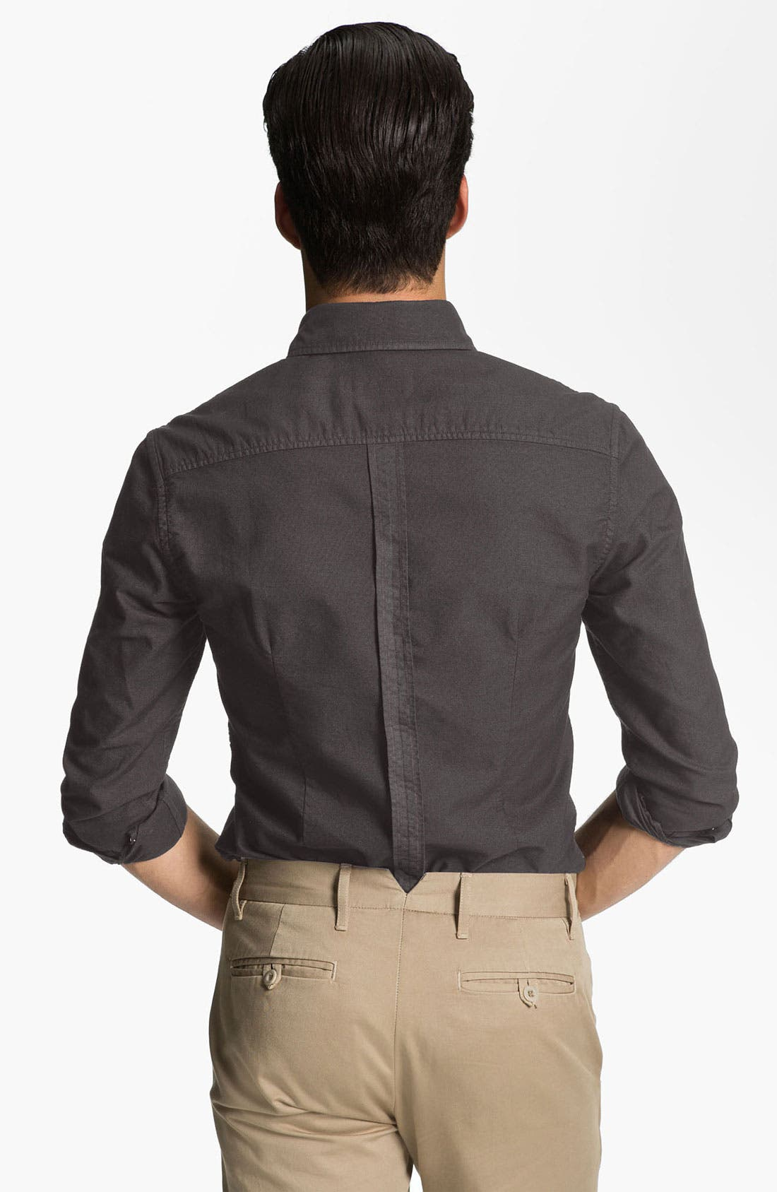 Alternate Image 2  - Band of Outsiders Oxford Shirt