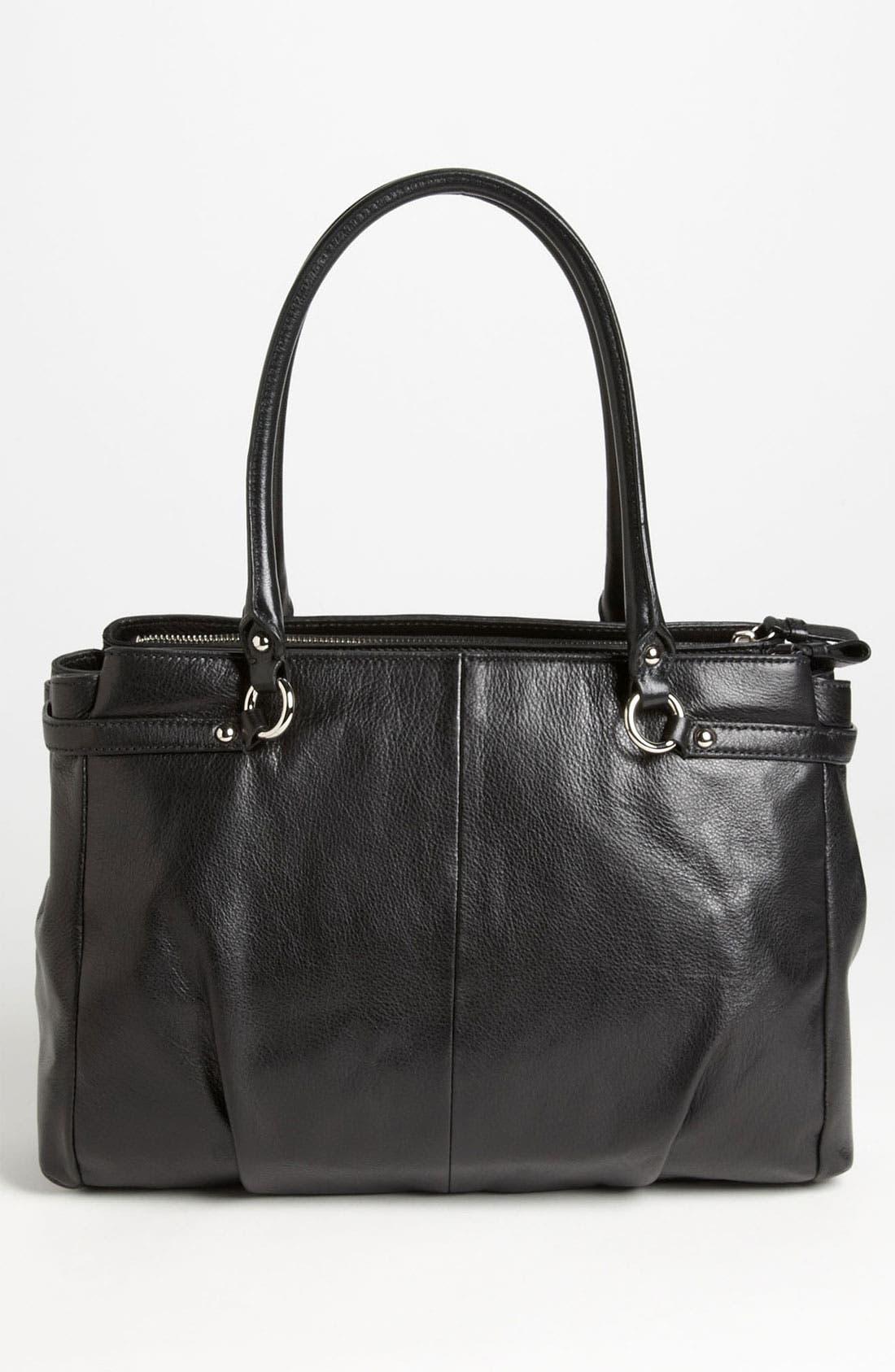 Alternate Image 4  - COACH 'Madison - Kara' Leather Carryall