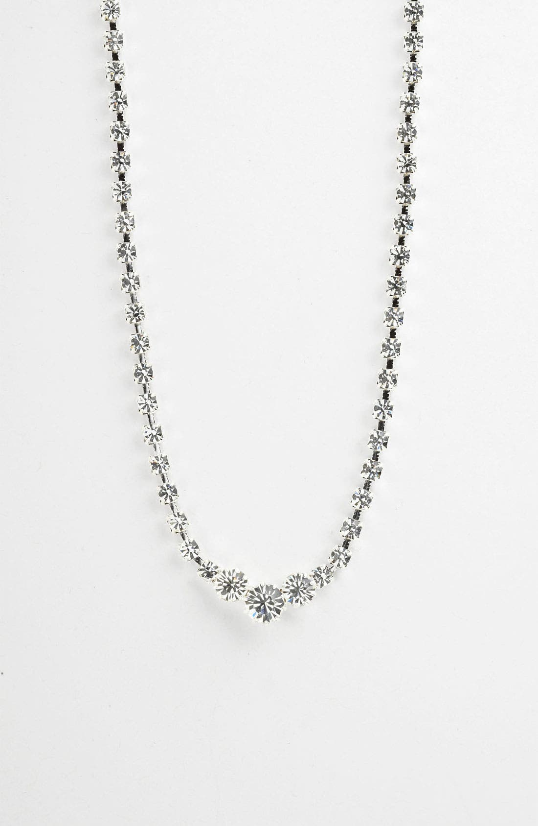 Main Image - Rosa Crystal Collection Jewelry Collar Necklace