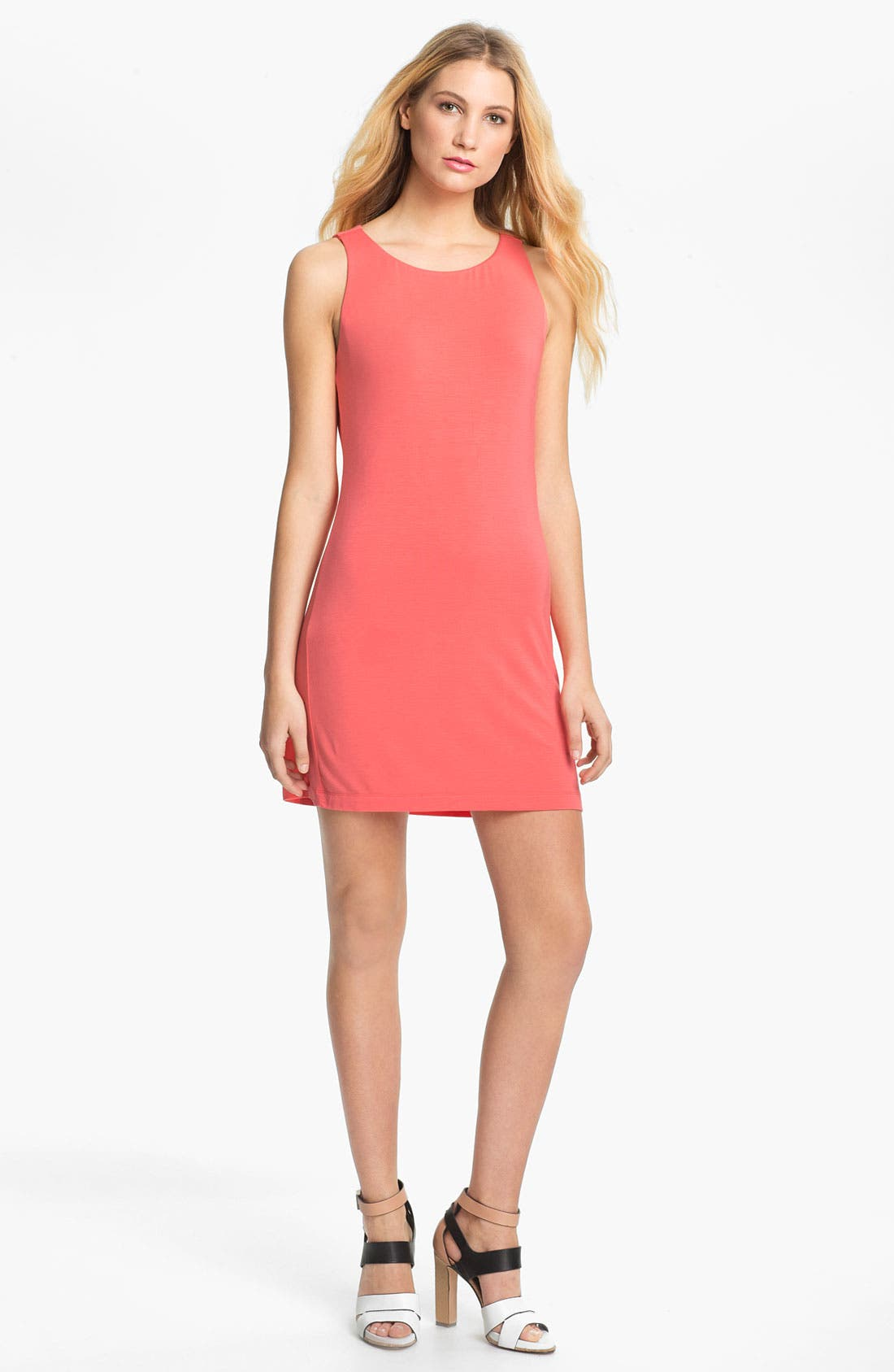 Alternate Image 1 Selected - Tart 'Allie' Back Keyhole Sleeveless Sheath Dress