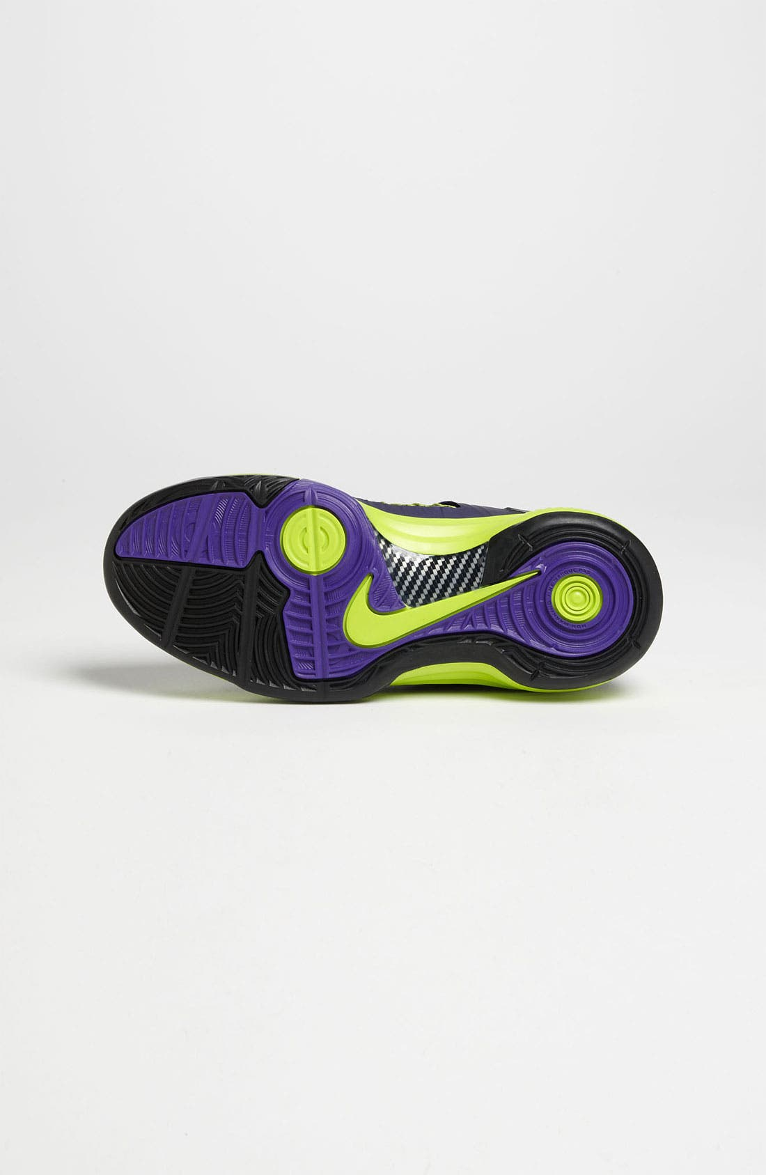 Alternate Image 4  - Nike 'Lunar Hyperdunk' Basketball Shoe (Big Kid)