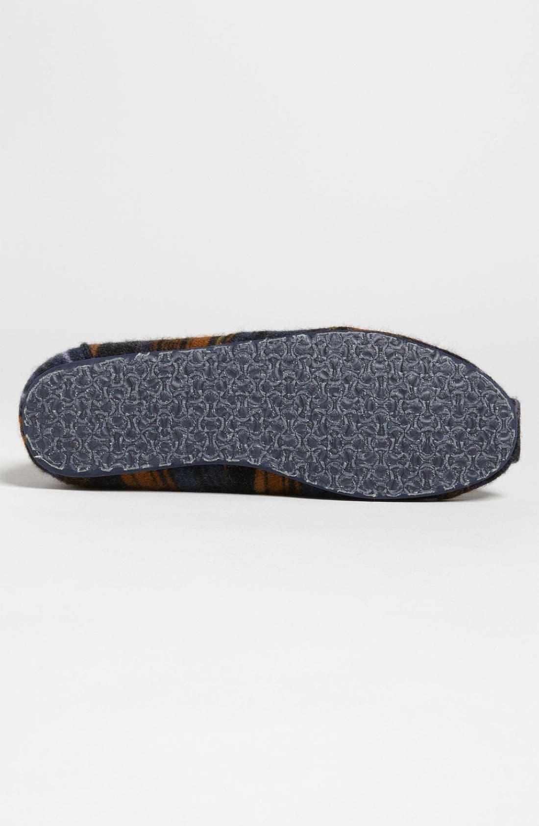 Alternate Image 4  - TOMS 'Classic - Novelty Knit' Slip-On (Men)