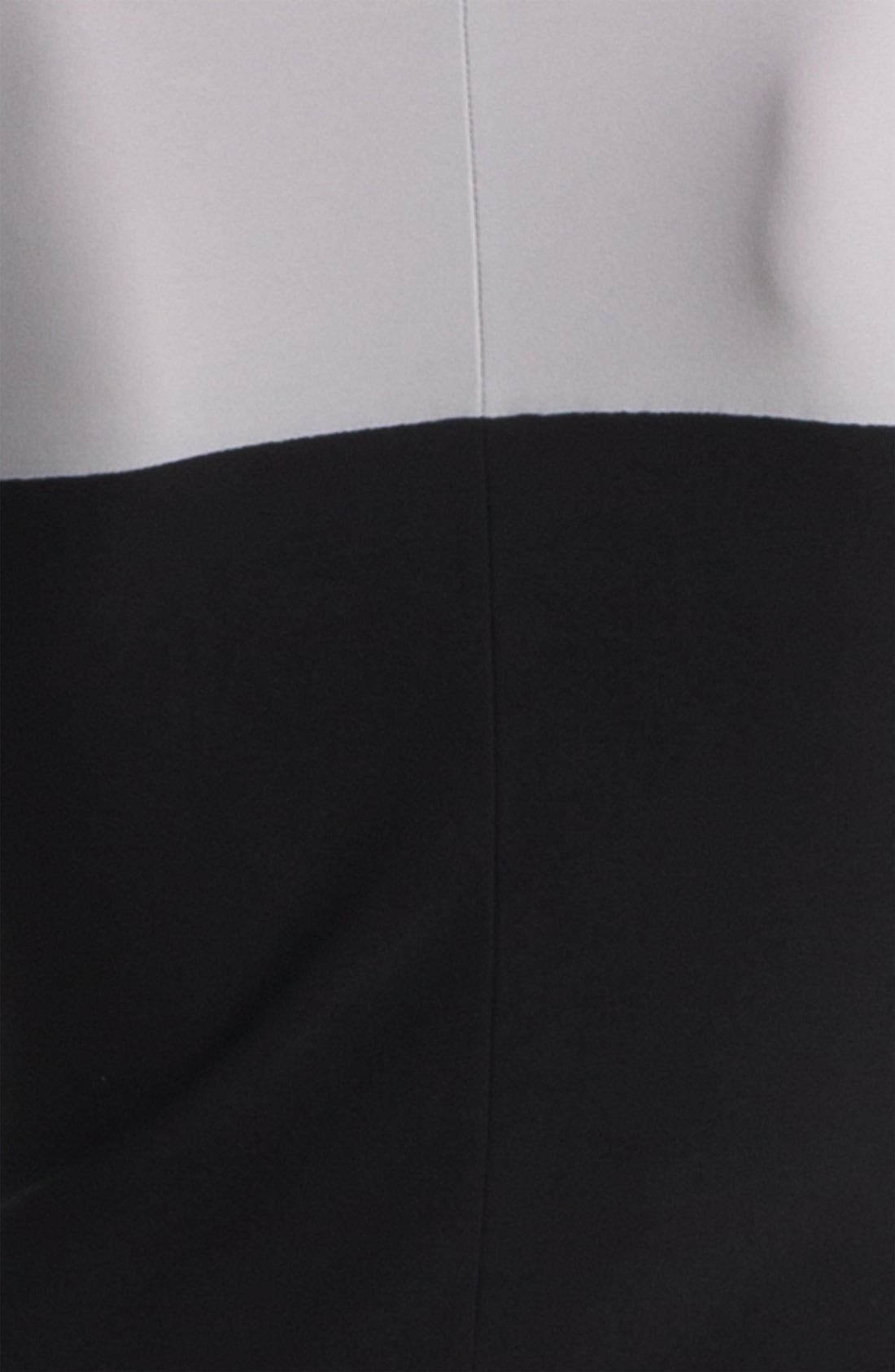 Alternate Image 3  - KAMALIKULTURE Cutout Detail Jersey Sheath Dress