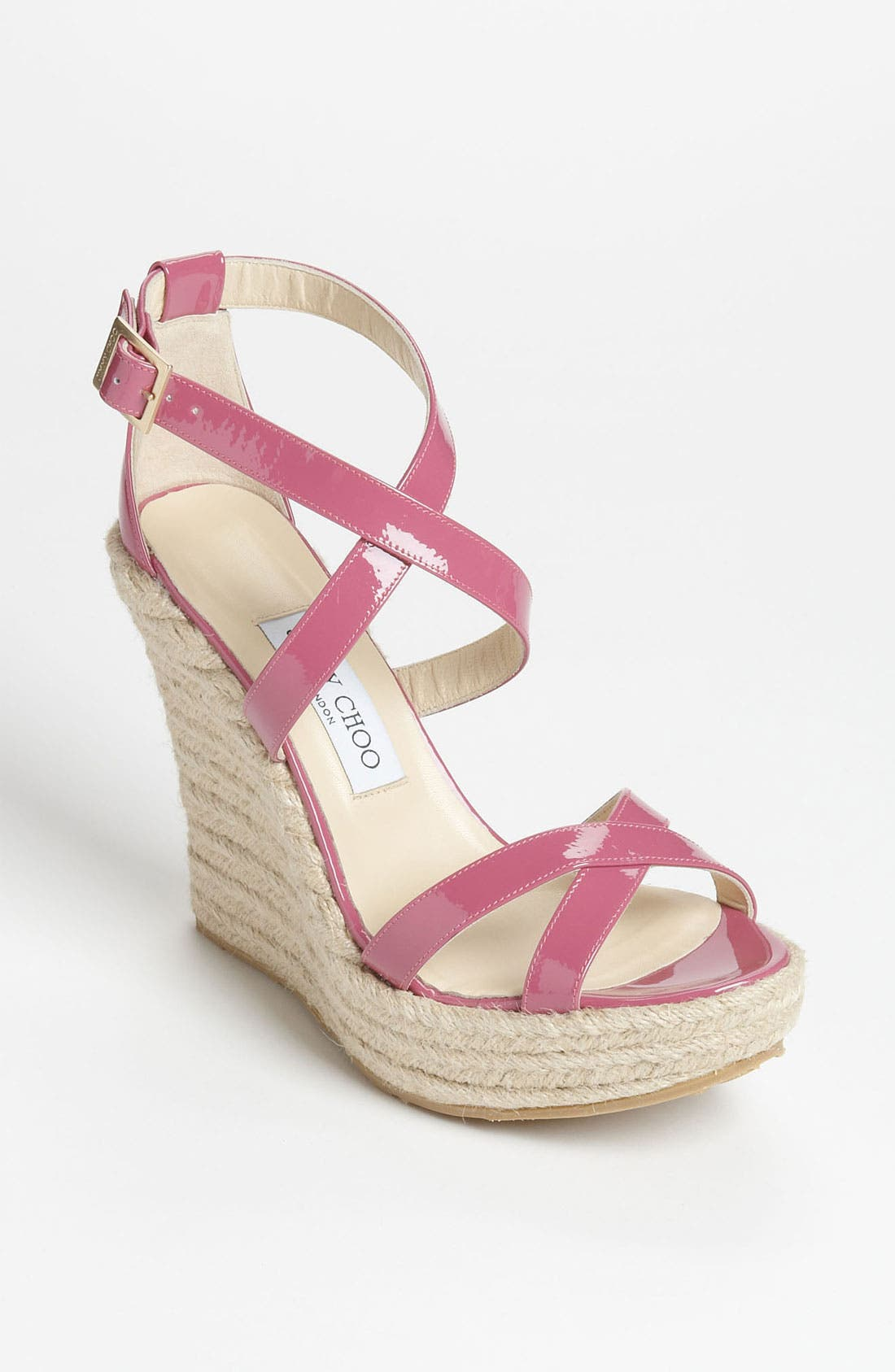 Alternate Image 1 Selected - Jimmy Choo 'Porto' Wedge Sandal
