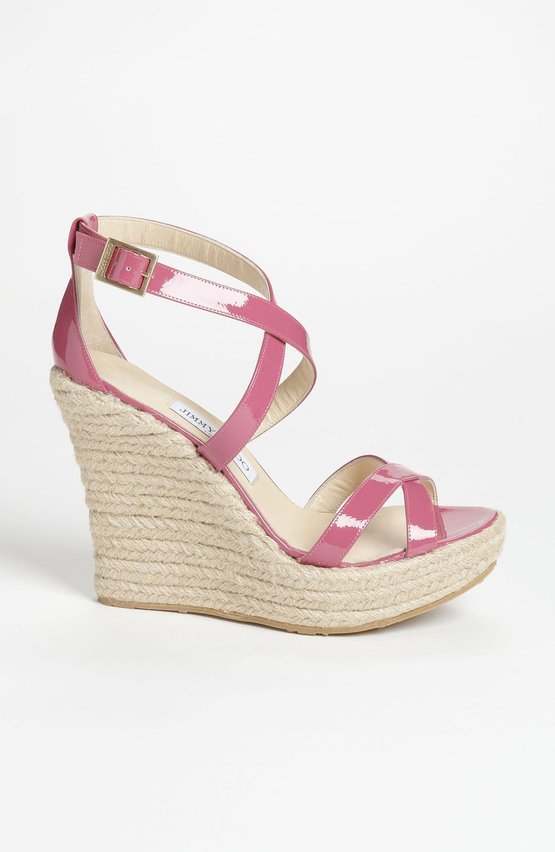 Alternate Image 4  - Jimmy Choo 'Porto' Wedge Sandal