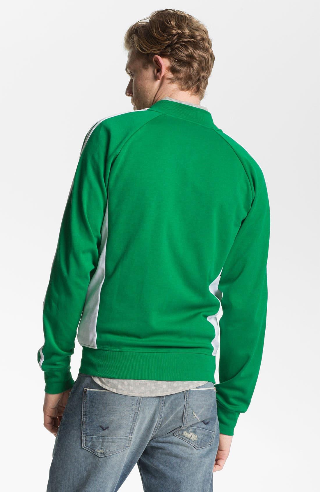 Alternate Image 2  - adidas 'Court Superstar' Jacket