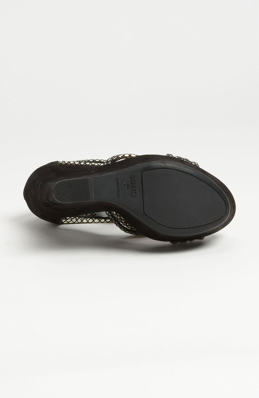 Alternate Image 4  - Schutz 'Isaura' Wedge Sandal