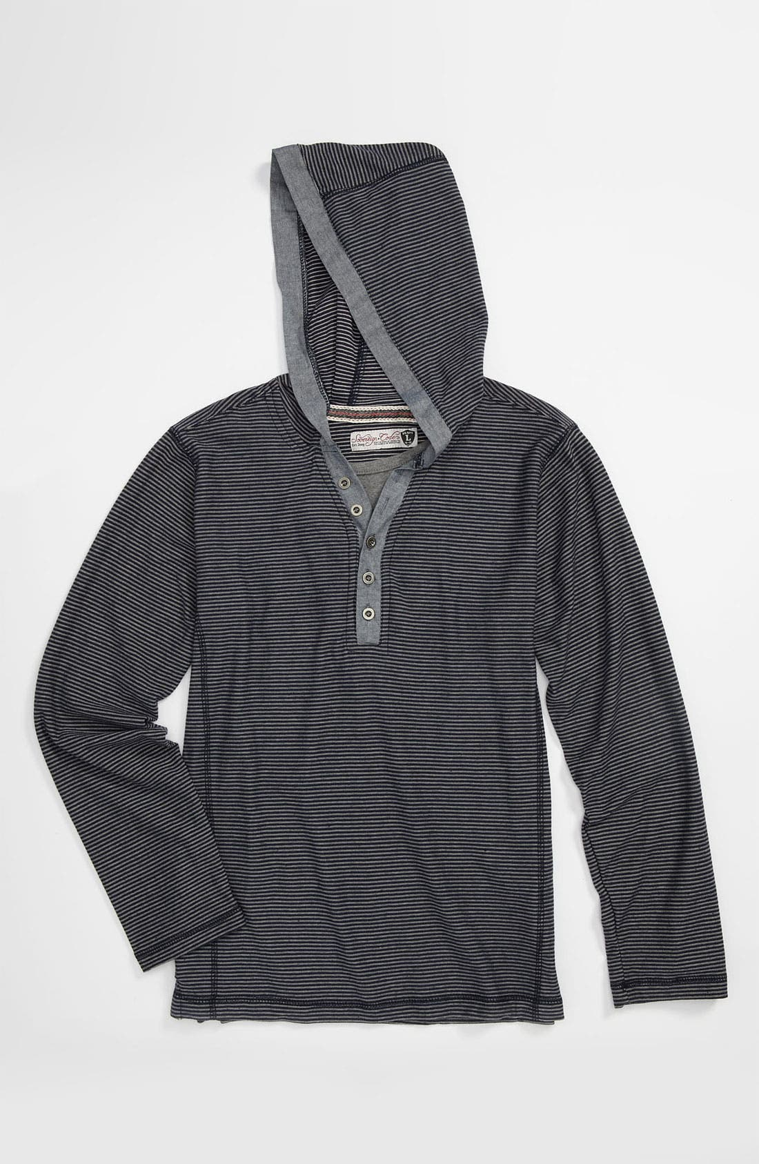 Alternate Image 1 Selected - Sovereign Code 'Brian' Knit Hoodie (Big Boys)