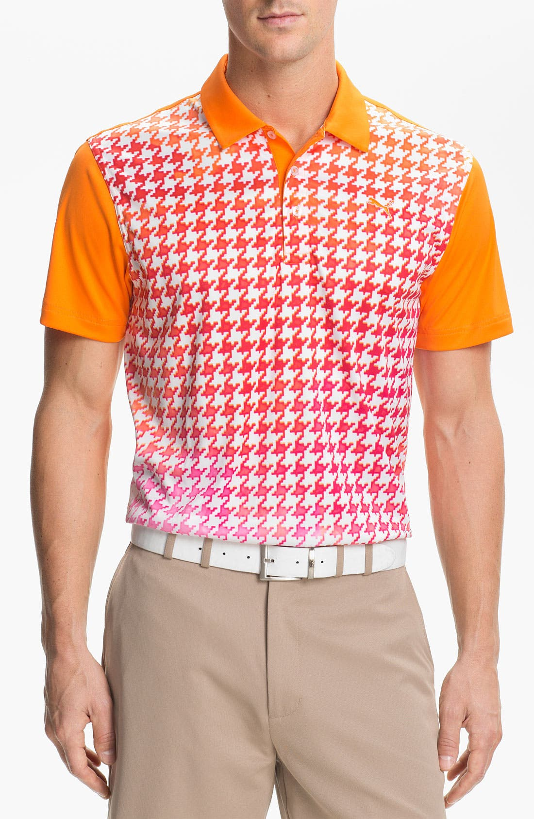 Alternate Image 1 Selected - PUMA GOLF dryCELL™ Tech Polo