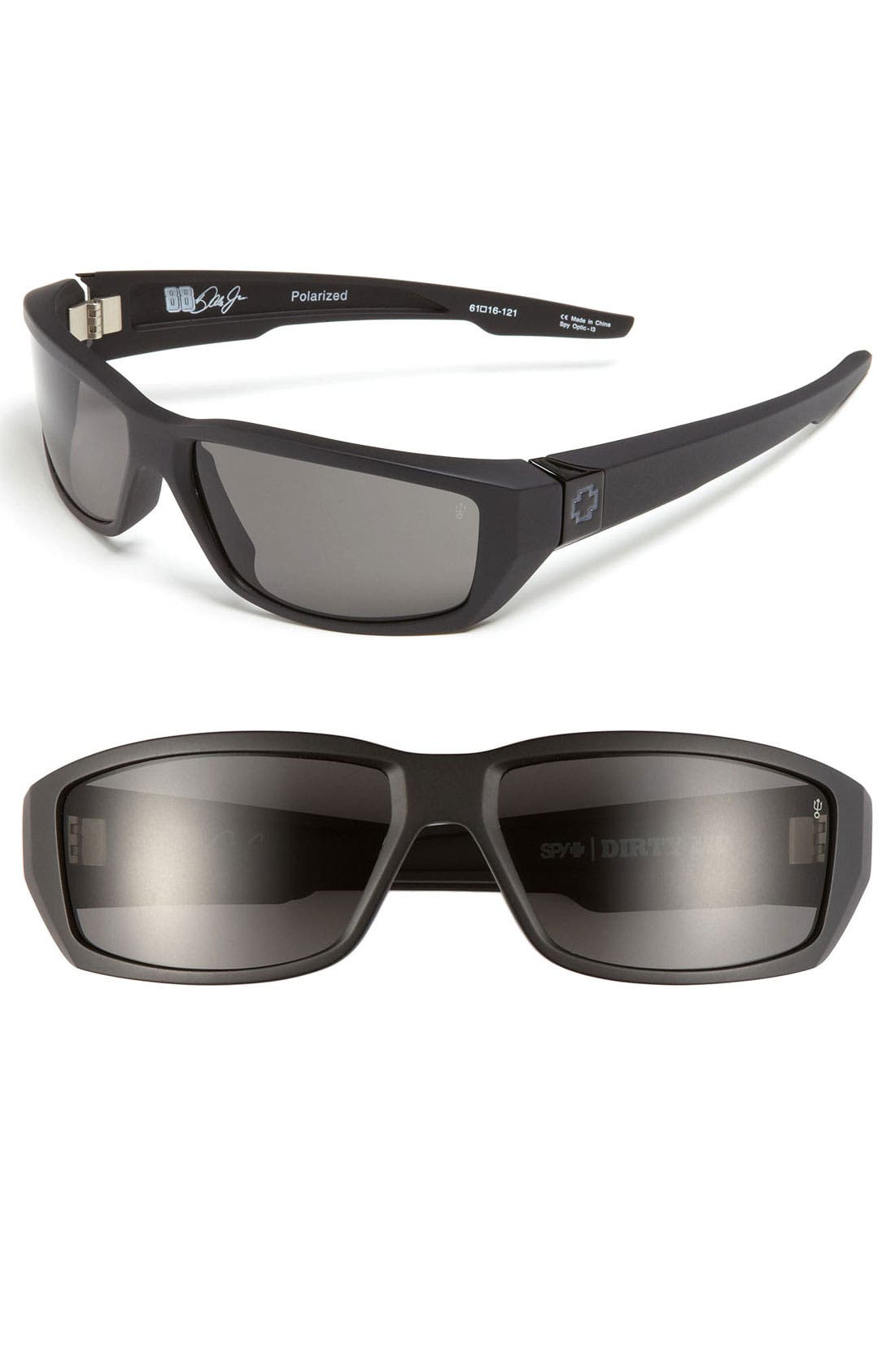 Alternate Image 1 Selected - SPY Optic 'Dale Earnhardt Jr. - Dirty Mo' 59mm Polarized Sunglasses