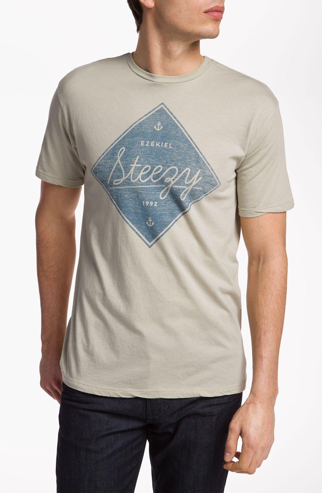 Main Image - Ezekiel 'Steez E' Graphic T-Shirt