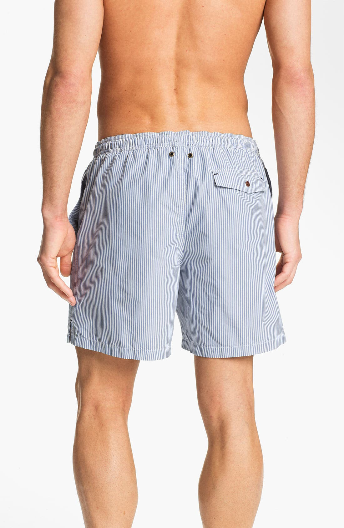 Alternate Image 2  - Fred Perry Swim Shorts