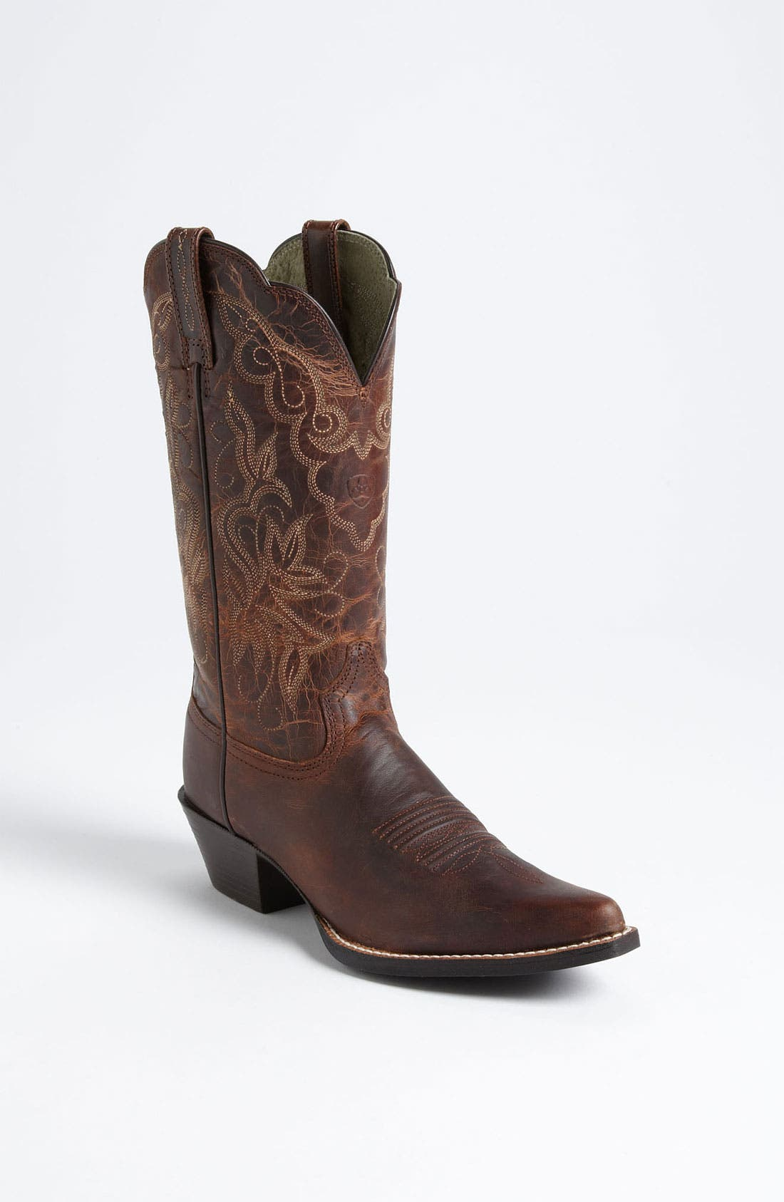 Alternate Image 1 Selected - Ariat 'Heritage Western J Toe' Boot