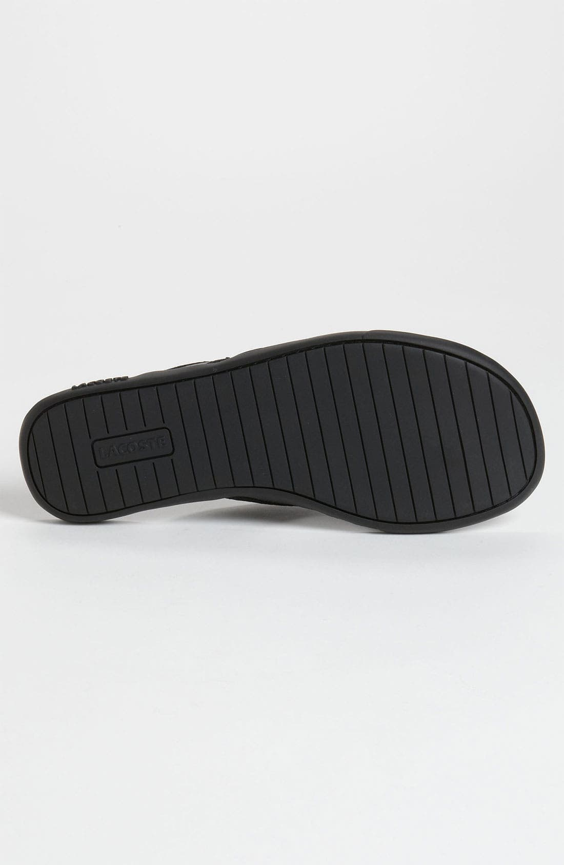 Alternate Image 4  - Lacoste 'Carros 4' Flip Flop (Online Only)