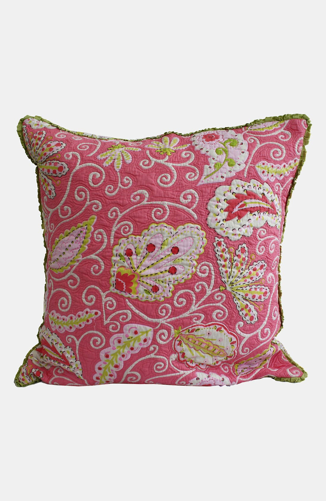 Alternate Image 1 Selected - Dena Home 'Moroccan Garden' Euro Sham