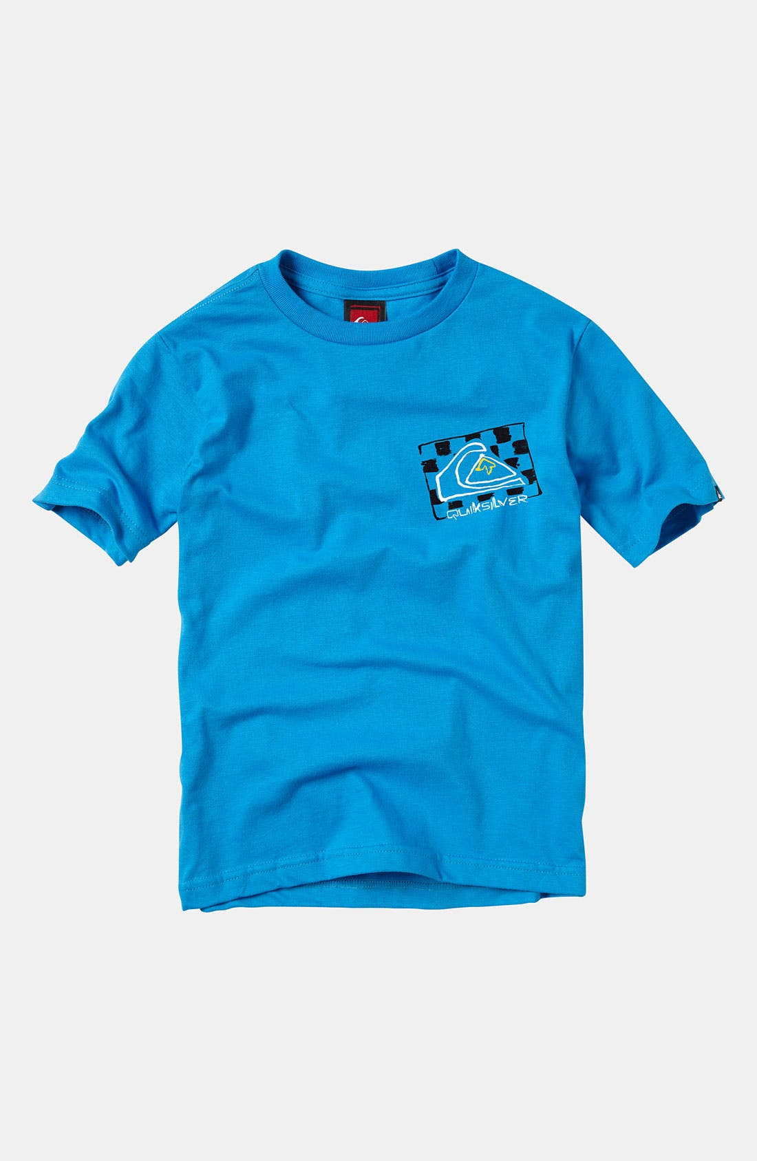 Alternate Image 1 Selected - Quiksilver 'Sectional' T-Shirt (Big Boys)