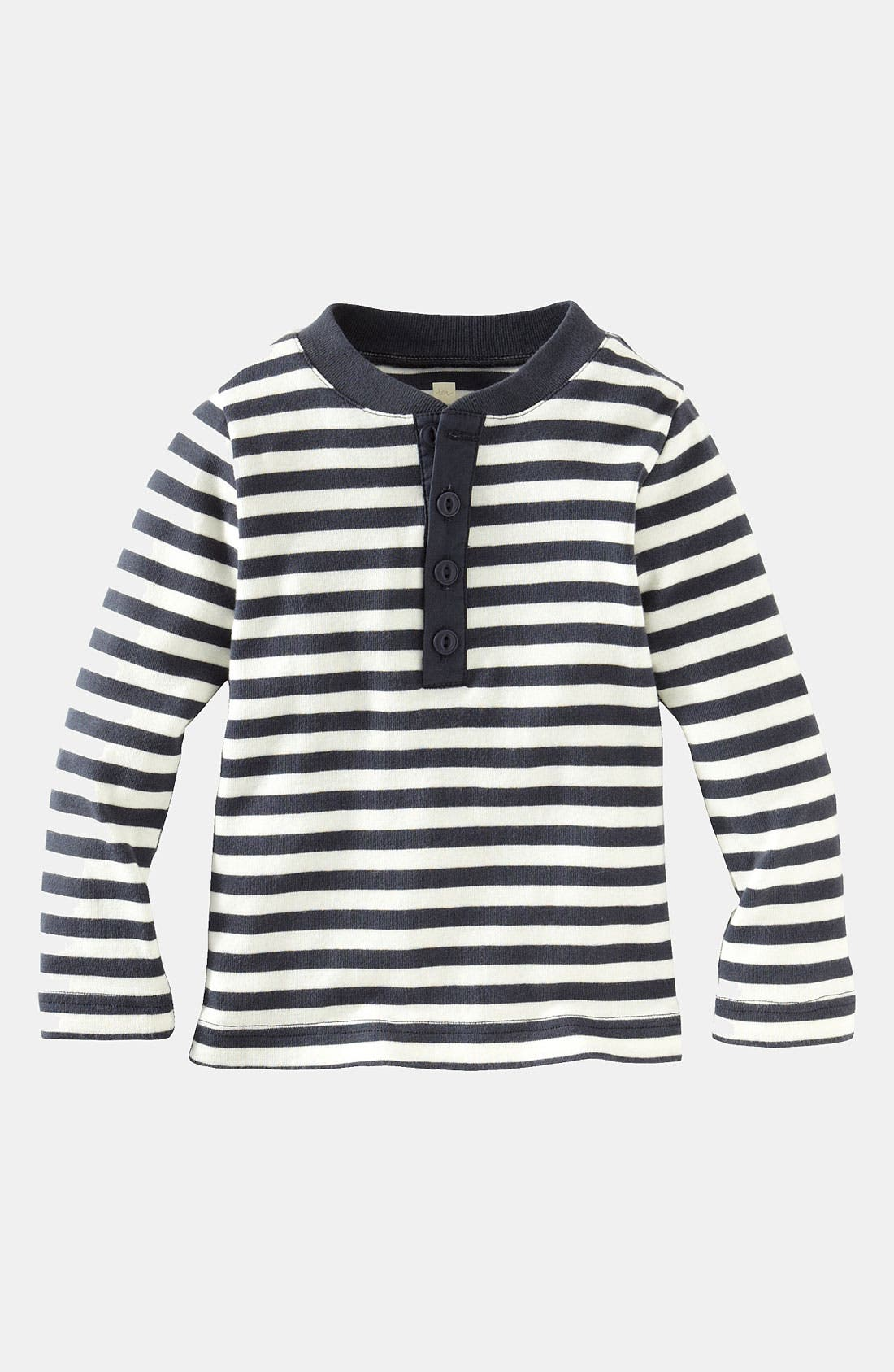 Alternate Image 1 Selected - Tea Collection Henley Shirt (Toddler)