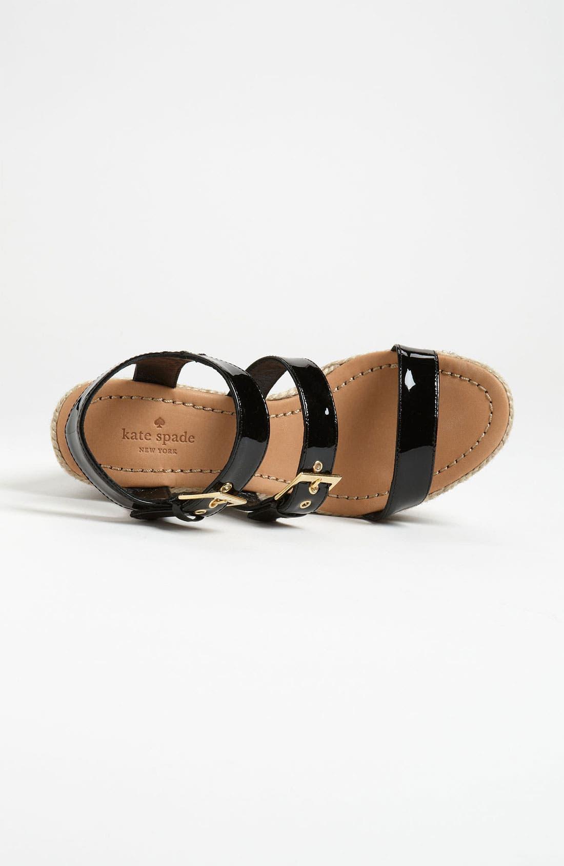 Alternate Image 3  - kate spade new york 'darla' sandal