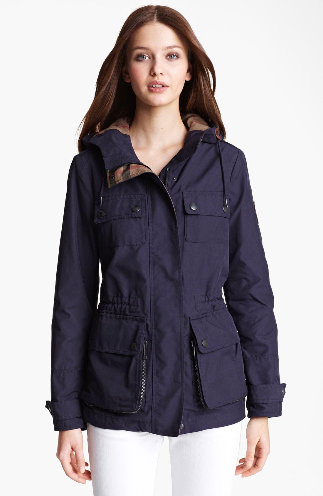 Main Image - Burberry Brit 'Whetstone' Jacket