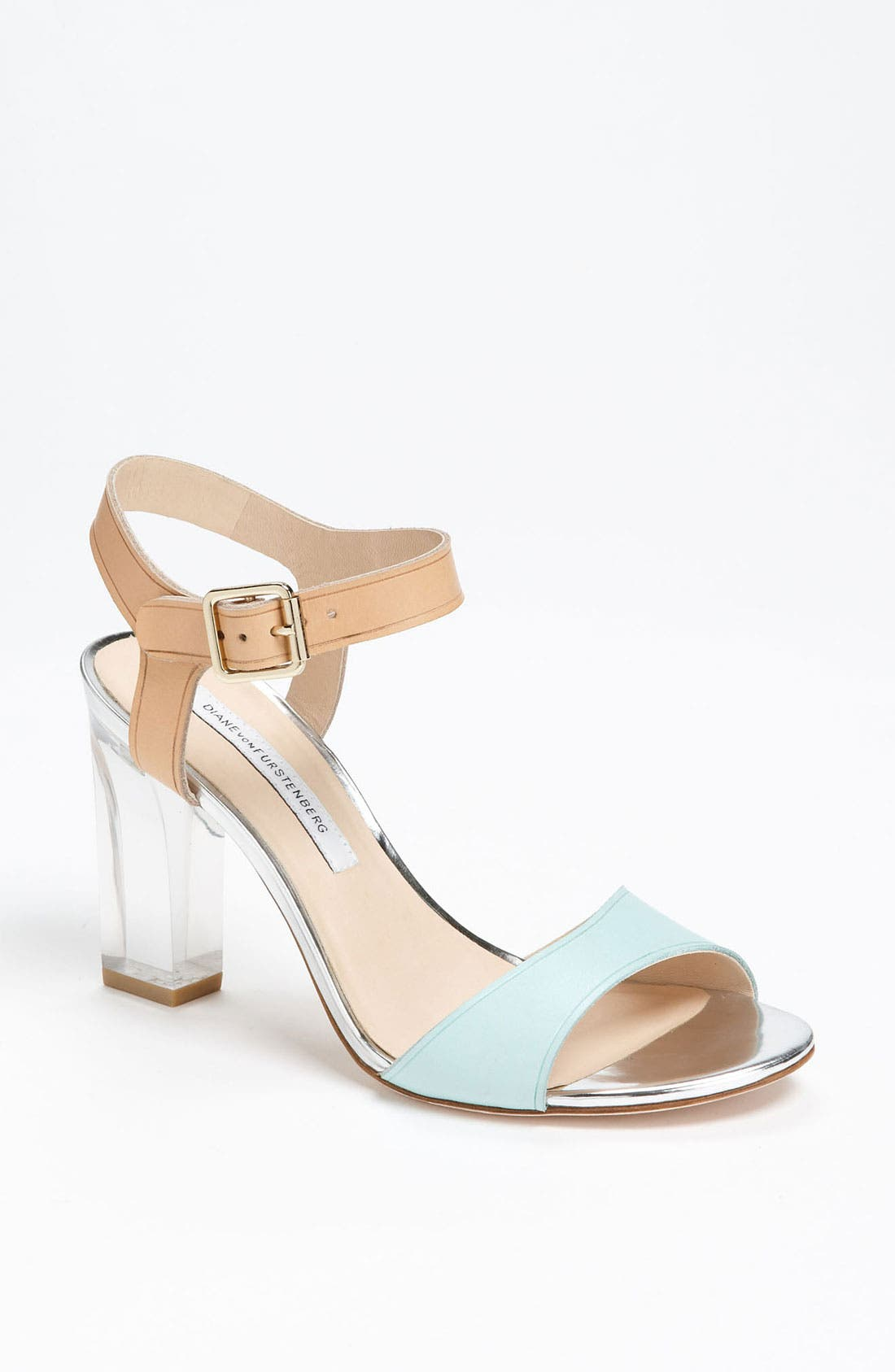 Alternate Image 1 Selected - Diane von Furstenberg 'Patmos' Sandal (Online Only)
