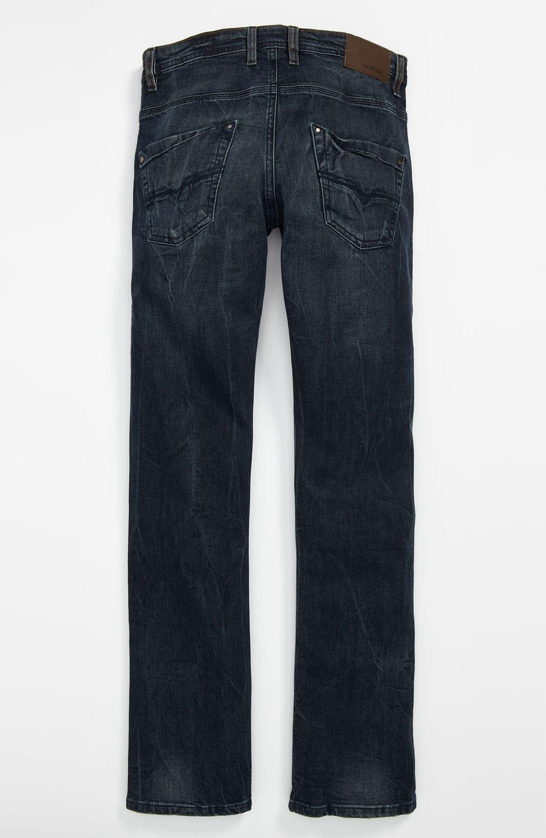 Alternate Image 1 Selected - DIESEL® 'Krooley' Jeans (Big Boys)
