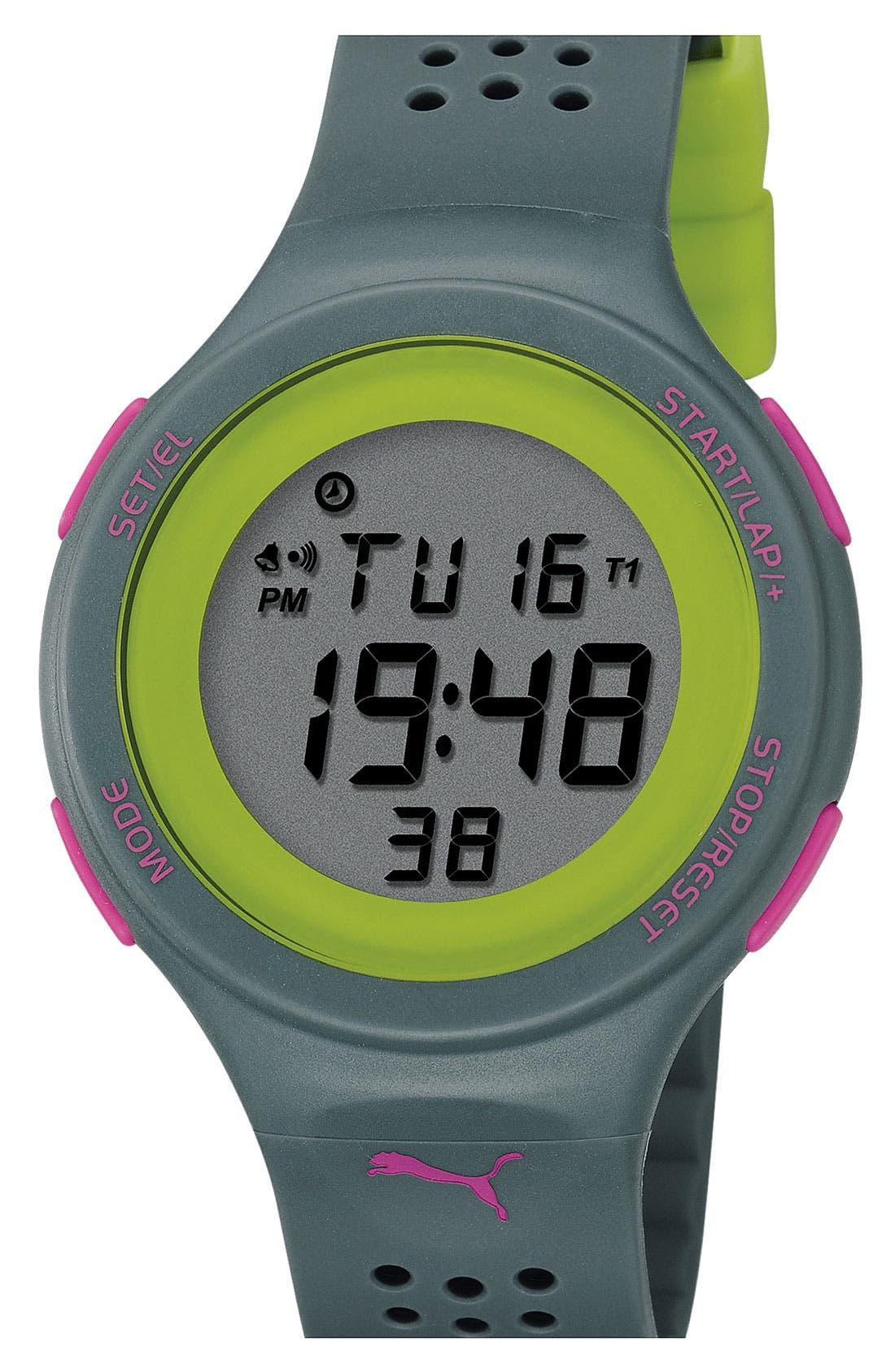 Main Image - PUMA 'Faas 200' Digital Sport Watch, 44mm