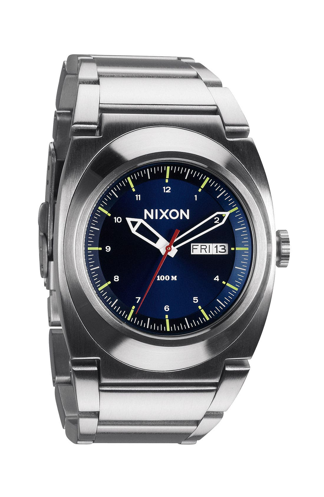Alternate Image 1 Selected - Nixon 'The Don II' Bracelet Watch