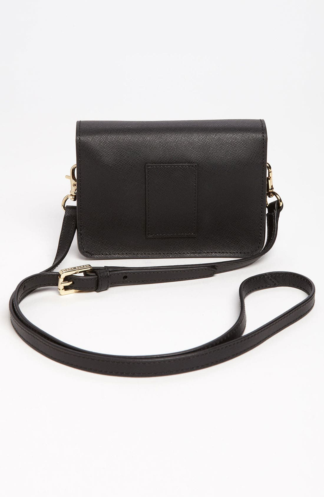 Alternate Image 4  - Tory Burch 'Robinson - Mini' Leather Crossbody Bag