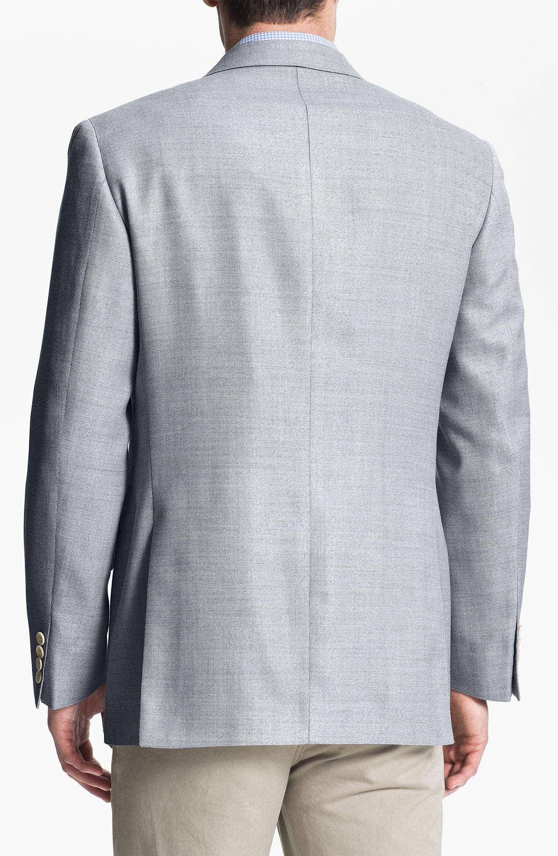 Alternate Image 2  - Joseph Abboud Silk Blend Sportcoat