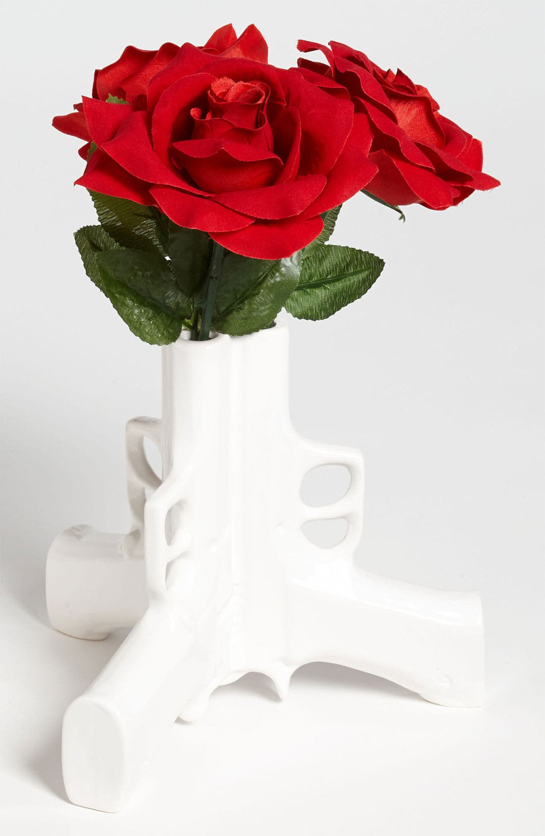 Alternate Image 1 Selected - Suck UK 'Pistol' Ceramic Table Vase