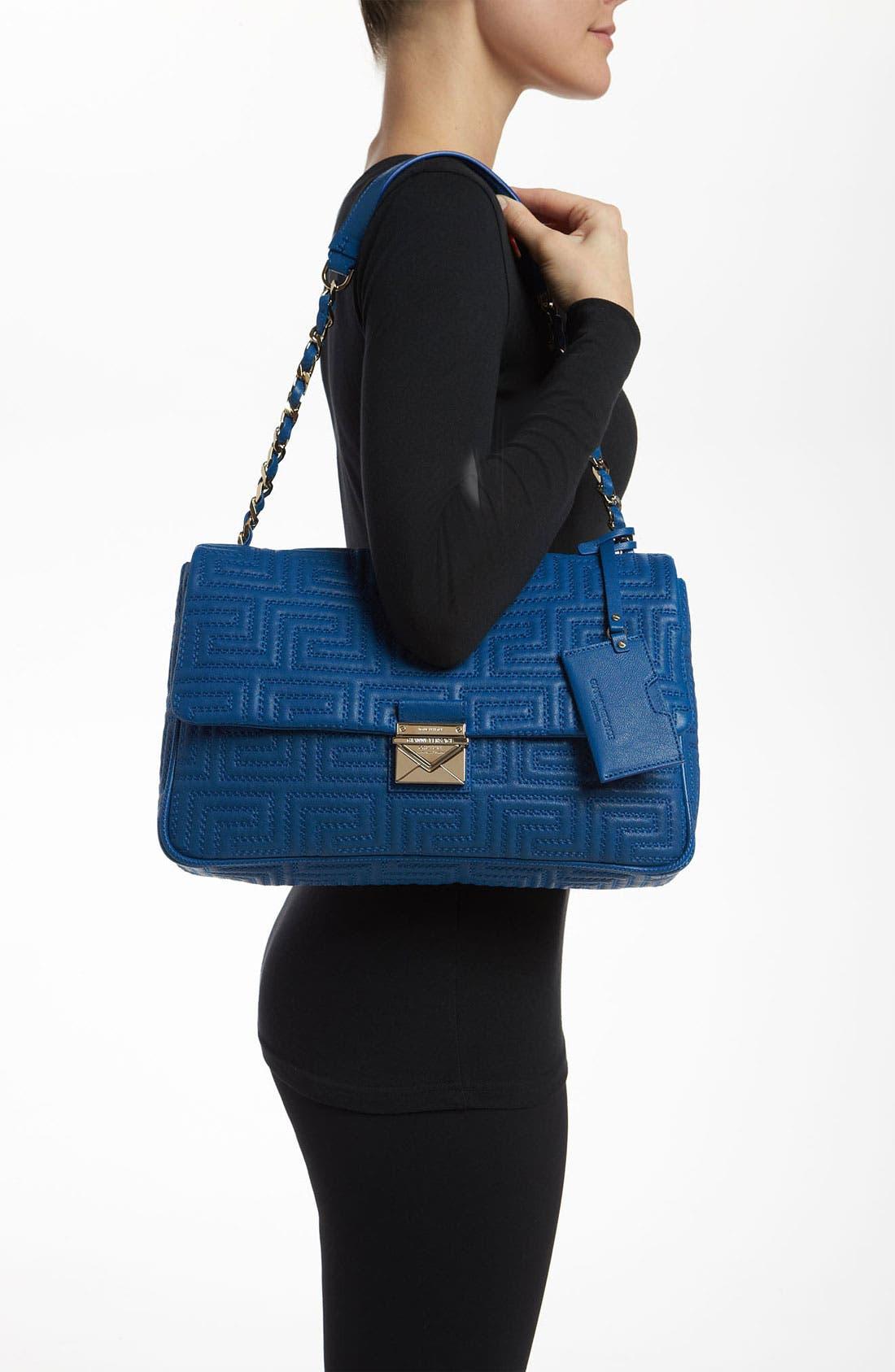 Alternate Image 2  - Versace Leather Shoulder Bag
