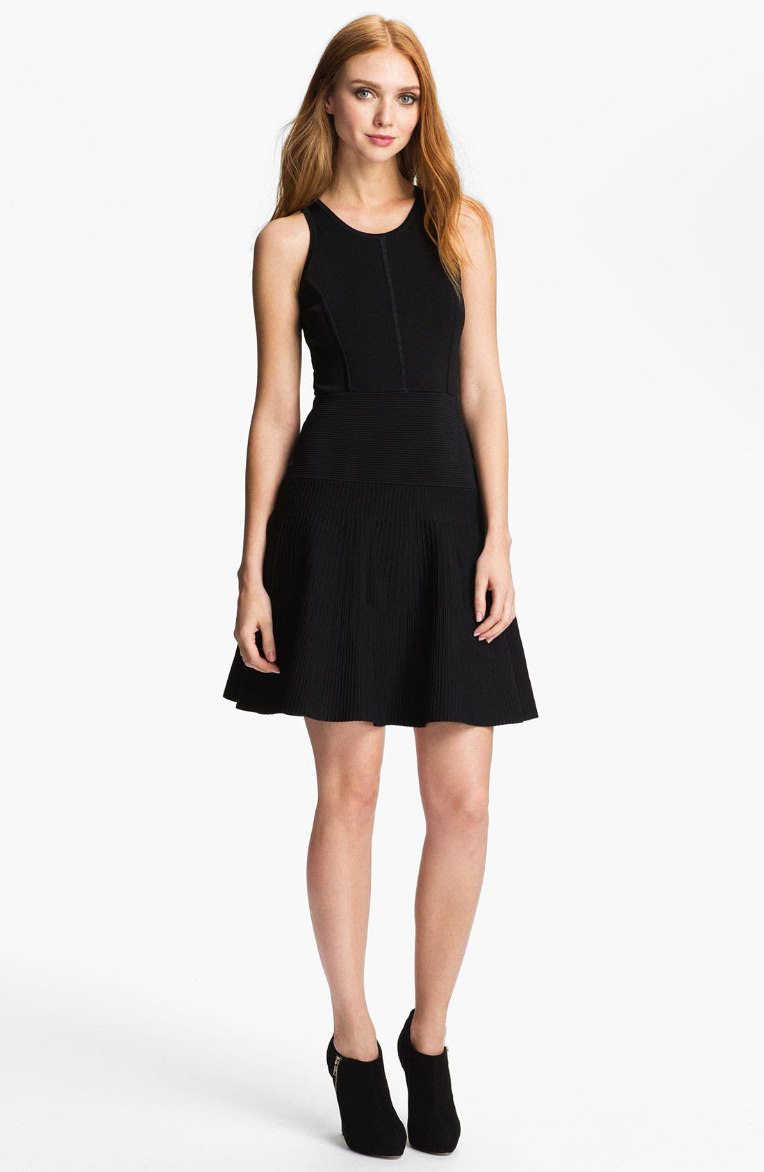 Alternate Image 1 Selected - Milly 'Delia' Fit & Flare Dress