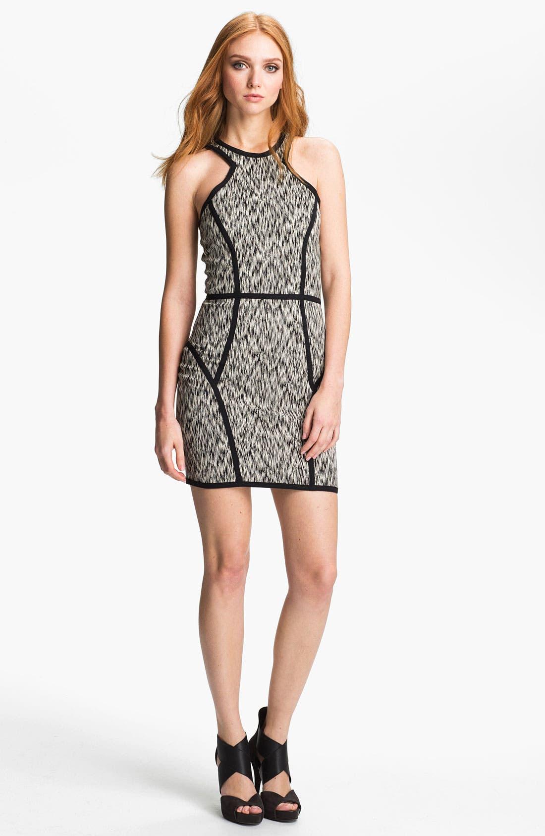 Main Image - Parker 'Palms' Stretch Sheath Dress