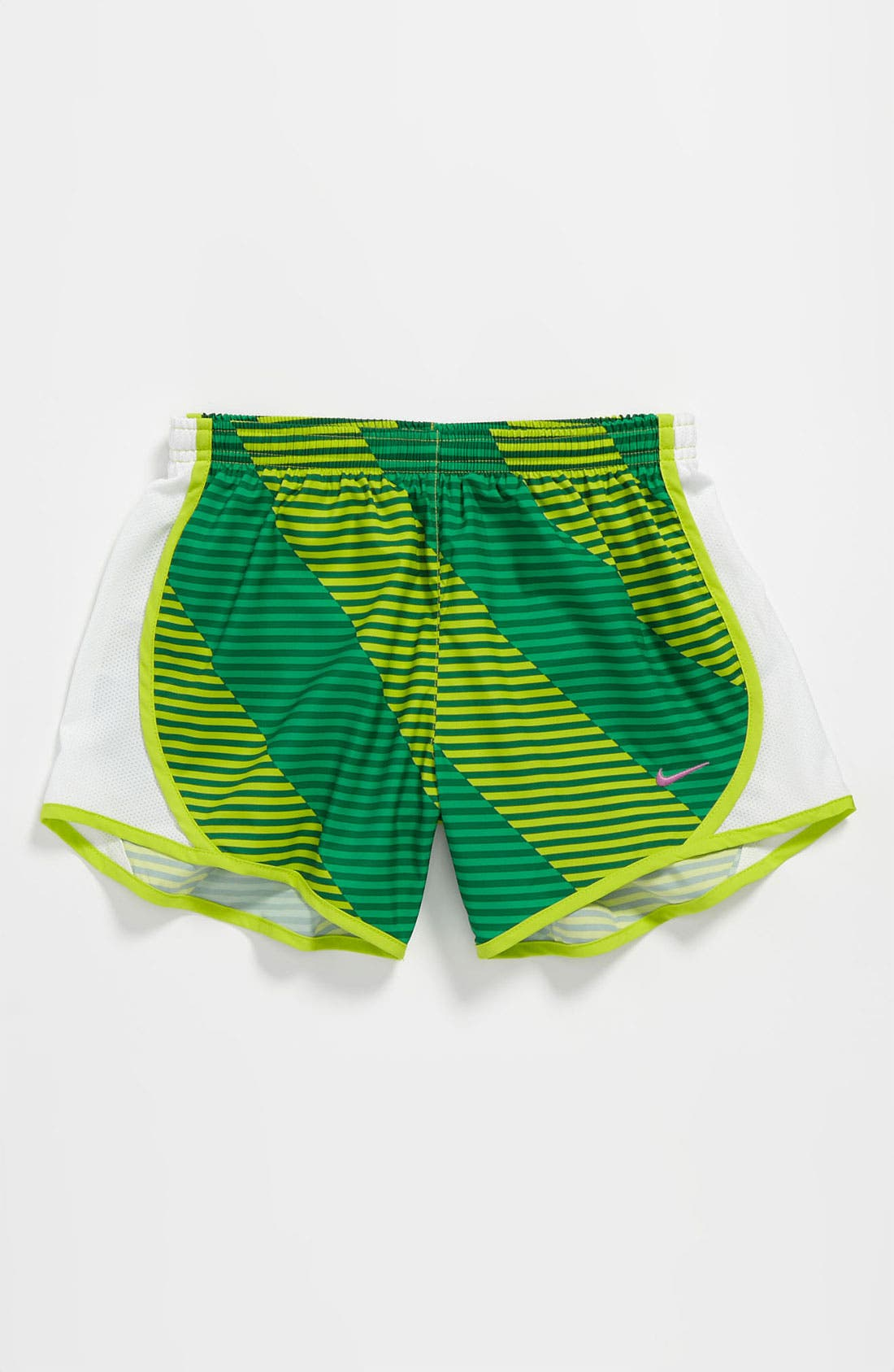 Alternate Image 1 Selected - Nike 'GFX Tempo' Shorts (Big Girls)