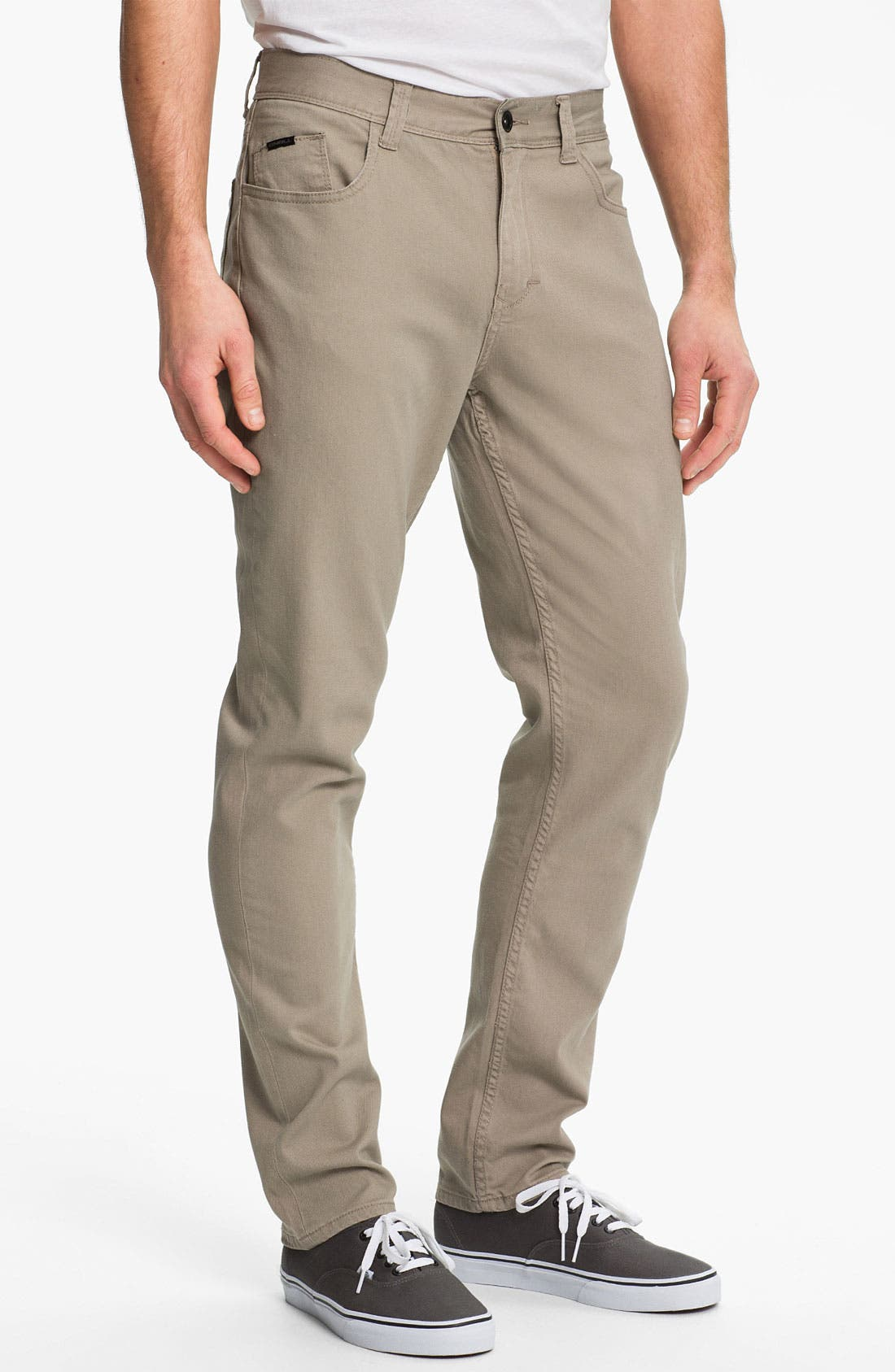 Alternate Image 2  - O'Neill 'Dylan' Slim Five Pocket Pants