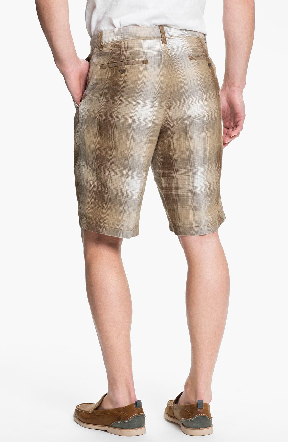 Alternate Image 2  - Tommy Bahama 'Balken' Plaid Shorts