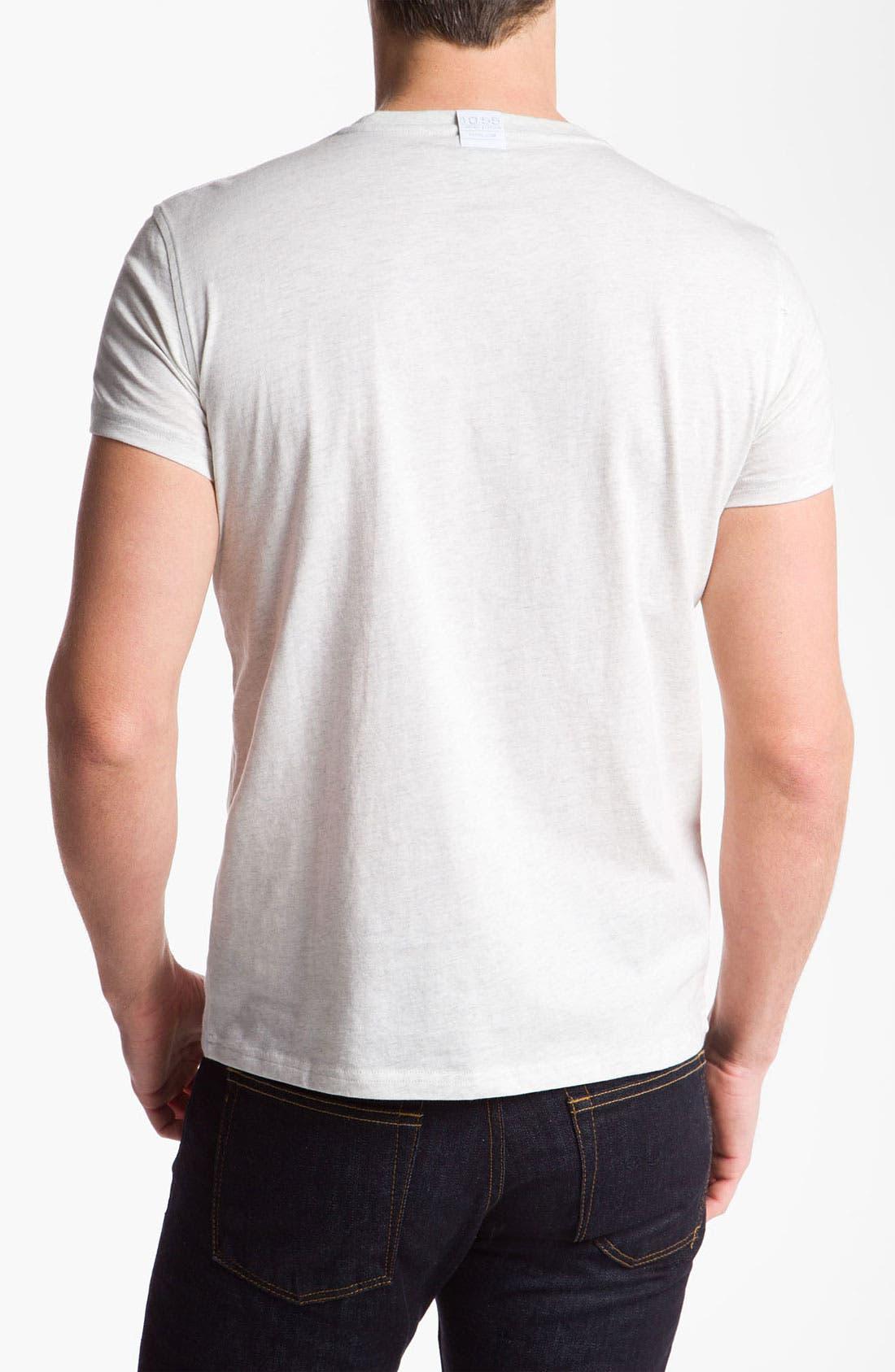 Alternate Image 2  - 55DSL 'Jason Lewis' Graphic T-Shirt