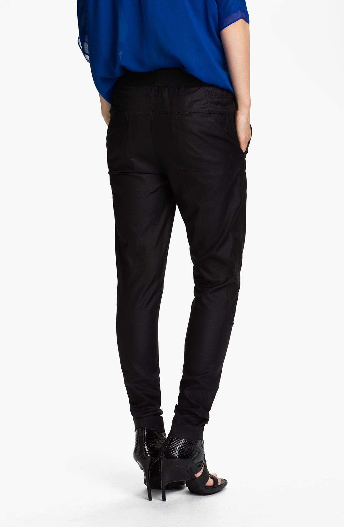 Alternate Image 2  - Helmut Lang 'Lacquer' Trousers