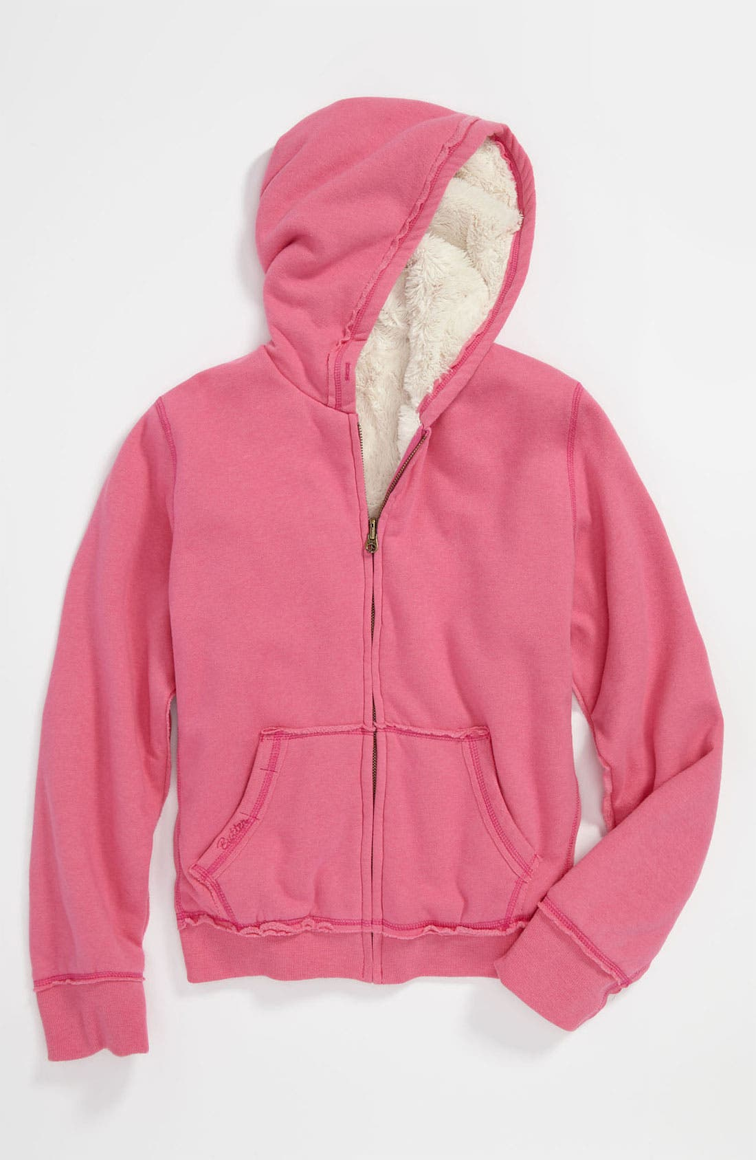 Alternate Image 1 Selected - Butter Supersoft Reversible Hoodie (Big Girls)