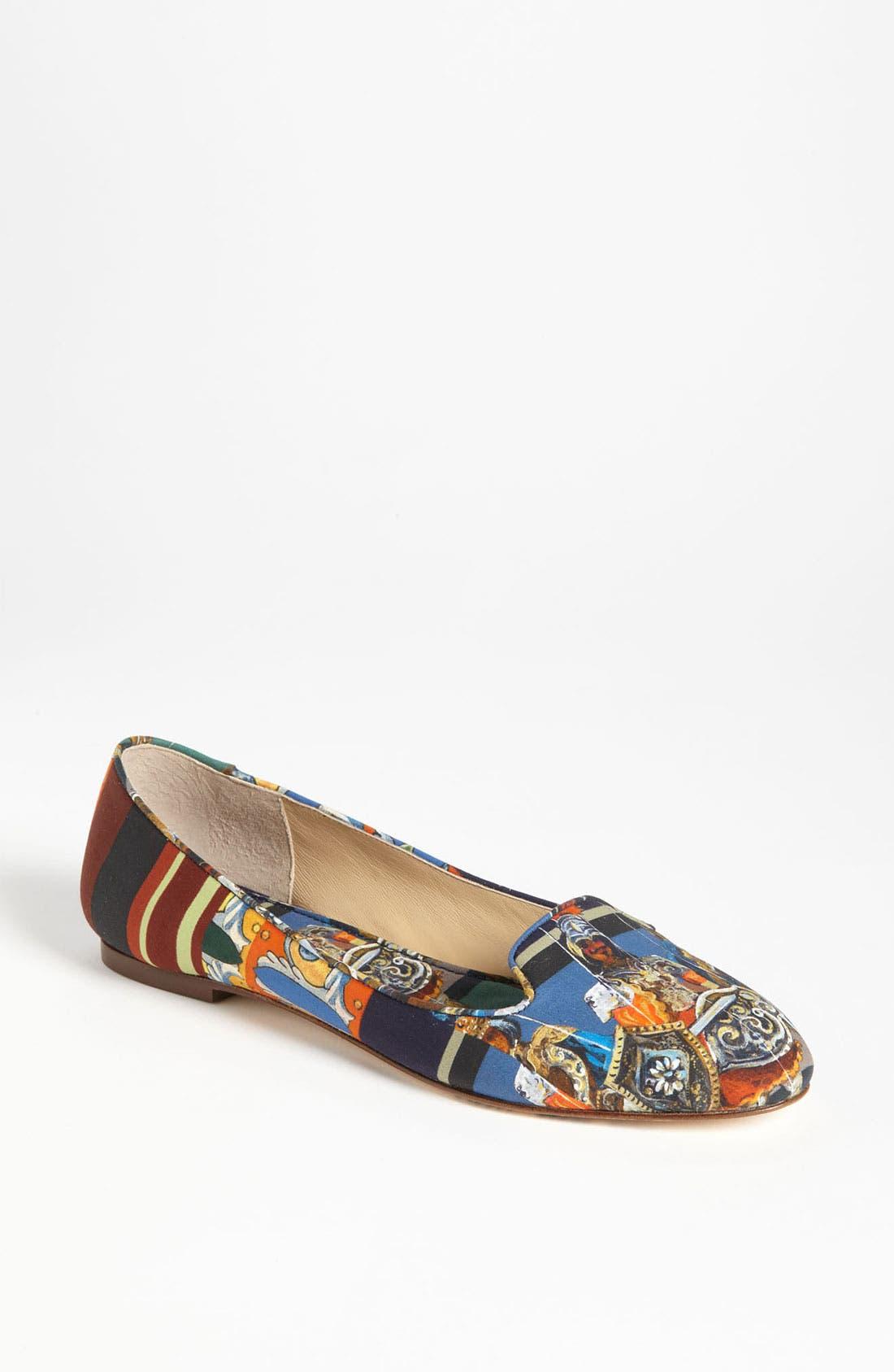 Alternate Image 1 Selected - Dolce&Gabbana Print Flat