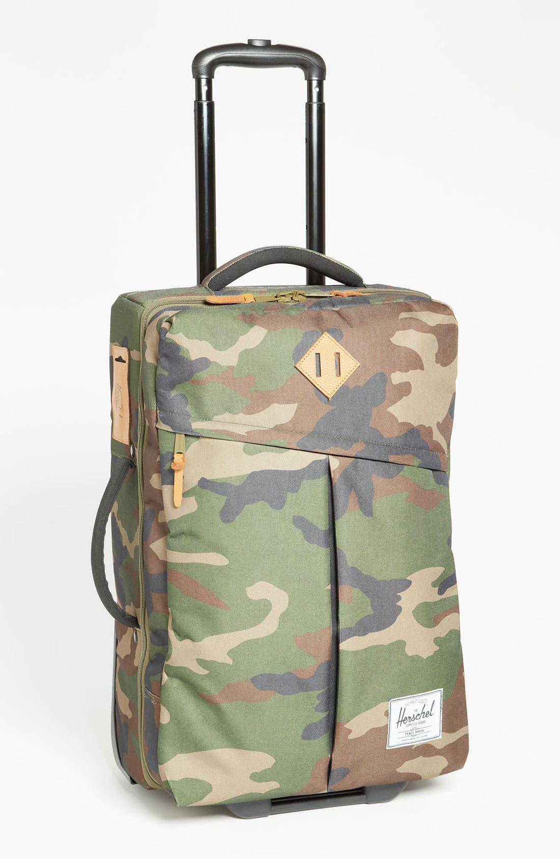 Main Image - Herschel Supply Co. 'New Campaign' Rolling Suitcase (24 Inch)