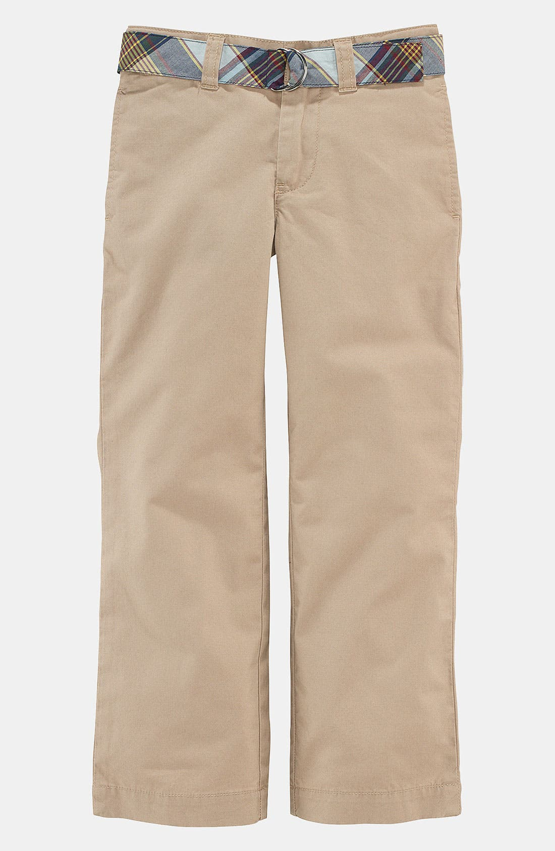 Alternate Image 1 Selected - Ralph Lauren Chinos (Toddler)