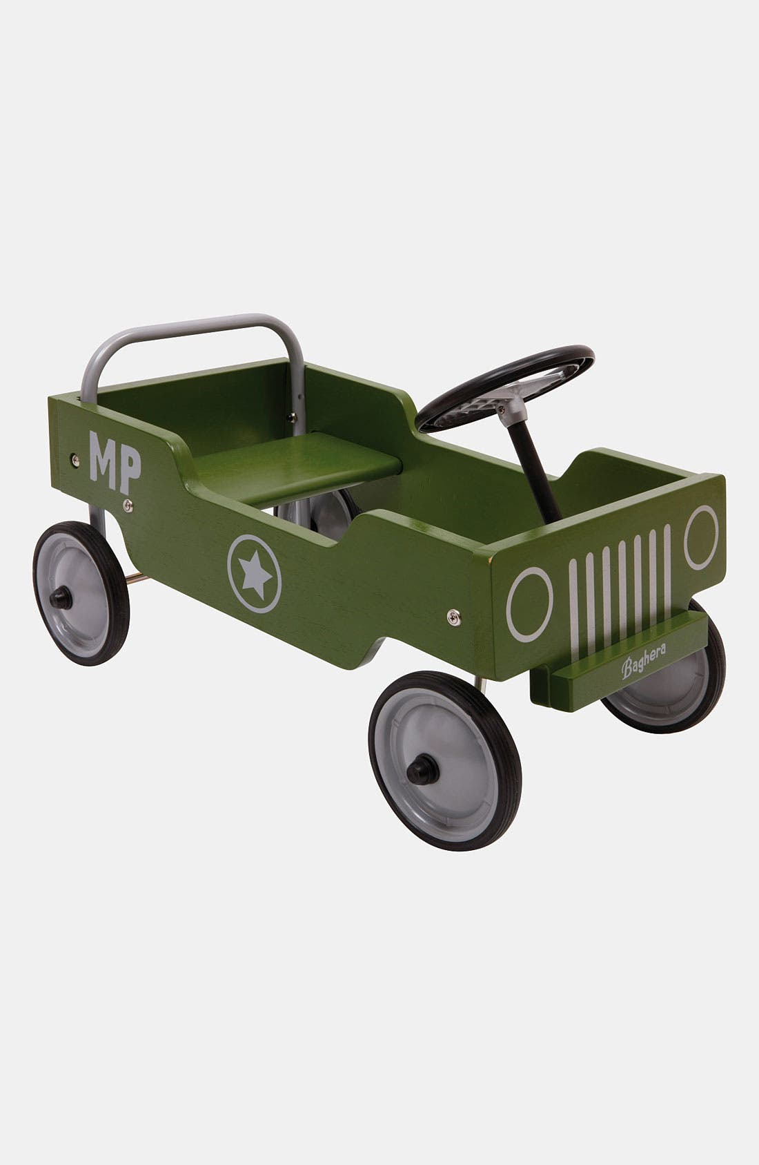 Alternate Image 1 Selected - Baghera 'Jeep' Ride-On Car (Toddler Boys)