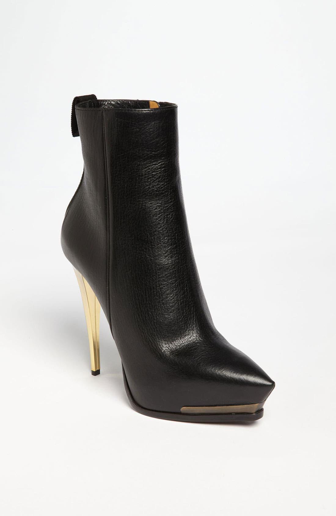 Alternate Image 1 Selected - Lanvin Metal Heel Boot
